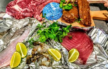 Timo's Kitchen BBQ Pakket Extra aanvullingen