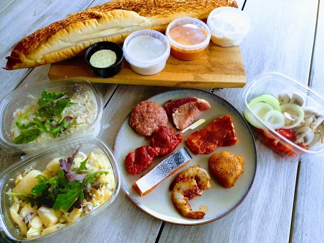 Timo's Kitchen Gourmet Pakket Basis