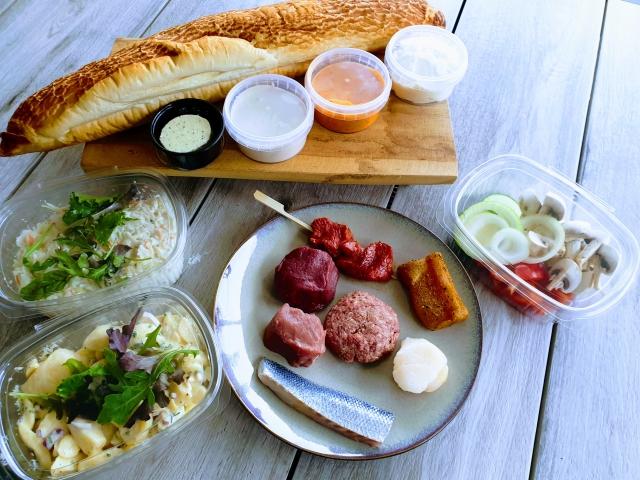 Timo's Kitchen Gourmet Pakket Luxe